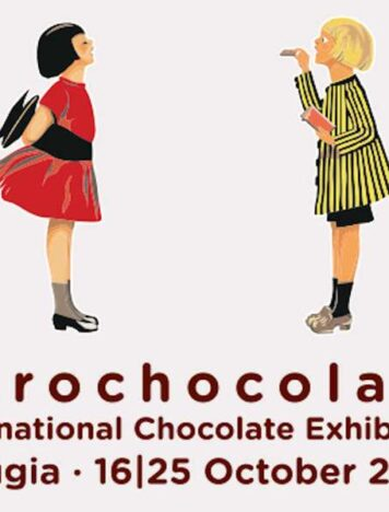 """Eurochocolate – International Chocolate Exhibition"": Perugia dal 16 al 25 ottobre 2020"